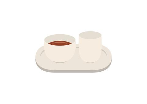 중국 차 컵