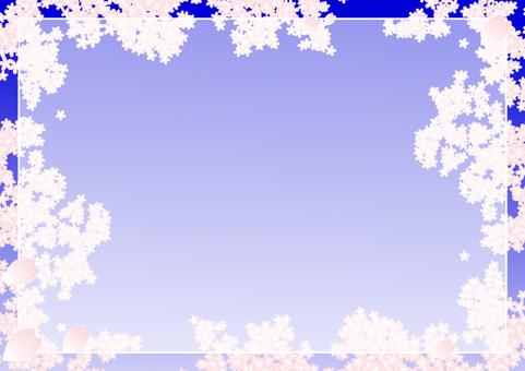"Frame ""Sakura"" -3"