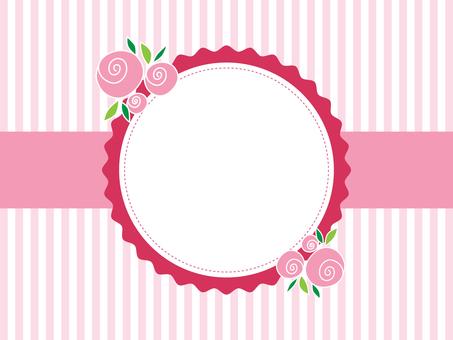 Message card _ flower 1