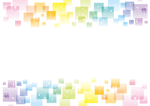 Rainbow-colored background 13