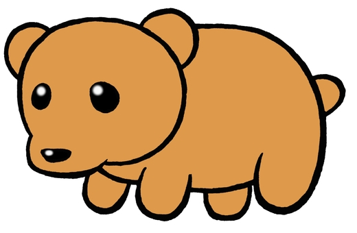 Bear (Brown 2)