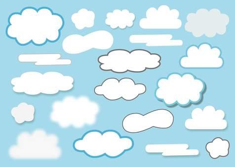 Various cloud sets
