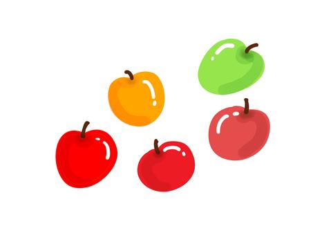 사과 사과 사과