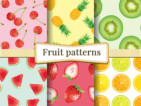 Fruit_fruit pattern