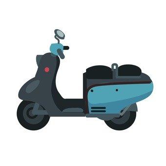 滑板车(黑)