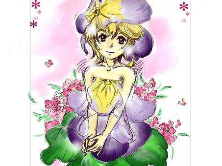 Viola-chan