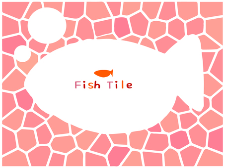 Pink tiles (fish)