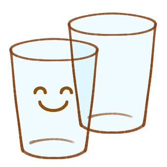 Nico Nico簡約玻璃杯
