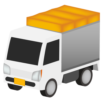 Light truck illustration 2