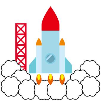 Rocket Launch Pad 2