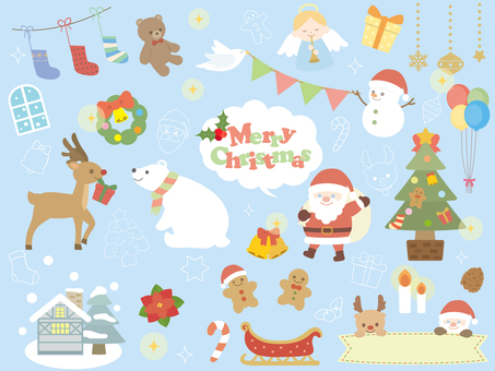 Christmas stock 1