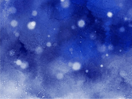Watercolor background night