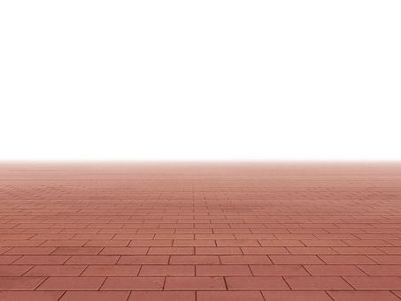 Brick ground
