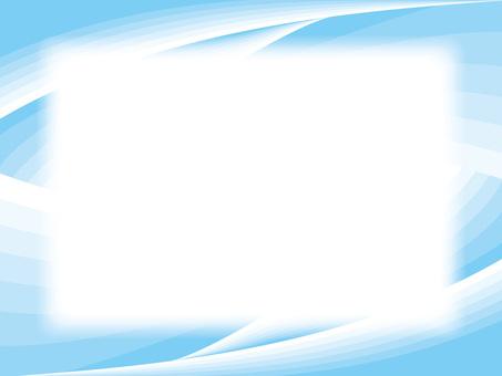 넓은 프레임 (49) 합리화 하늘색
