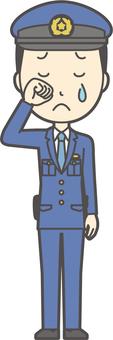 Male Police Officer-214-Full Body