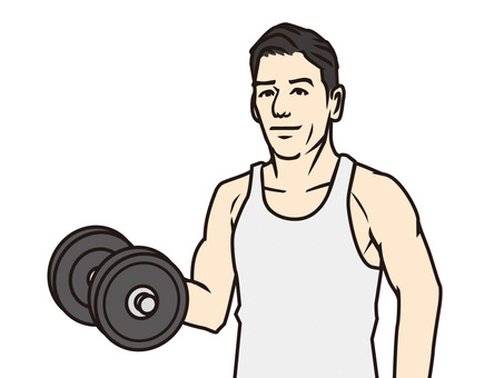 Continue muscle training