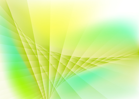 Green abstract background material