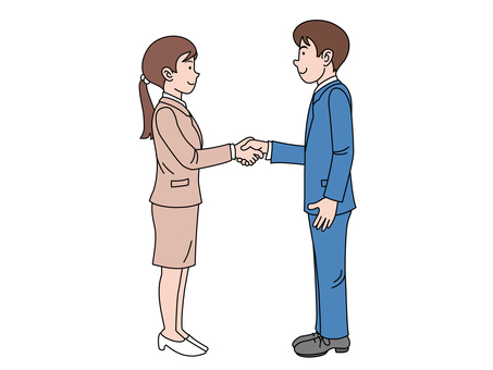 Handshake (establishment of negotiation) 2