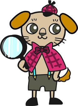 Detective Wanko