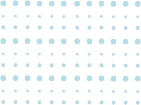 Polka dot pattern (rain drops)