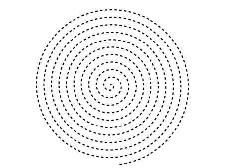 Spiral 02 transparent PNG