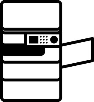 コピー機 アイコン マーク