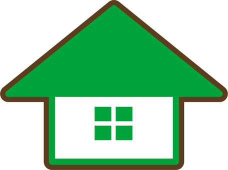 House (green)