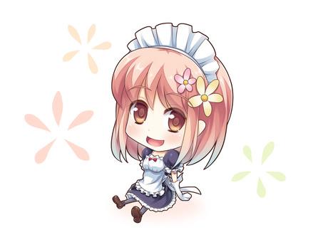 Maid 11 (A)