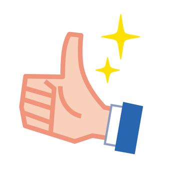 Slender hand sign · like · Good ·