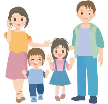 Two-family mini-G