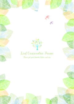 Leaf frame 19