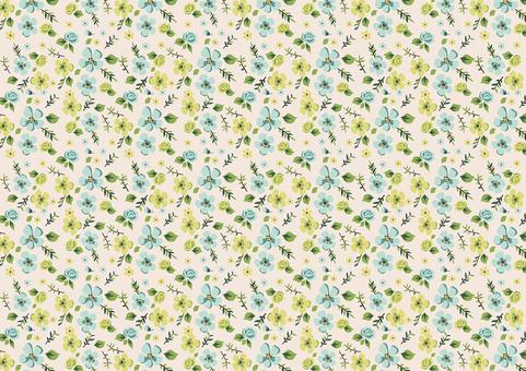 Flower Pattern Pattern Background Wallpaper