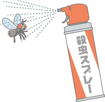 Flies and insecticides