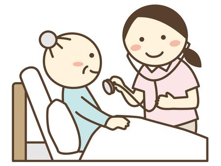 Krankenschwester / Betreuer