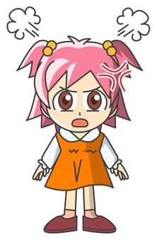 Girl - Anger 8