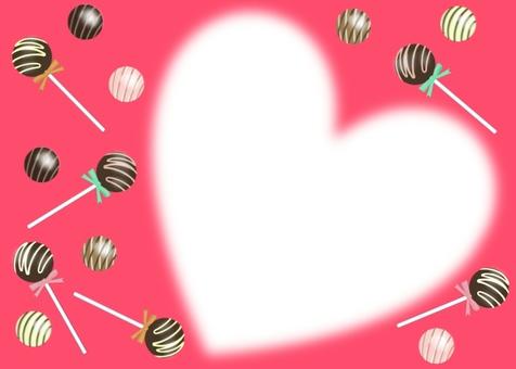 Valentine illustration ④