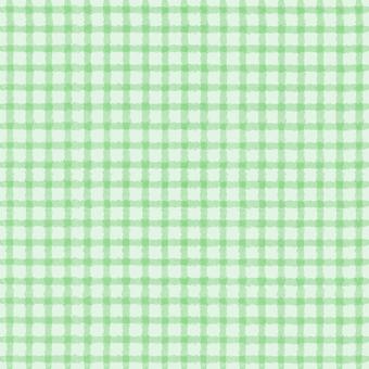Plaid: Green