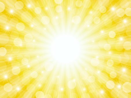 Background of light (yellow / sparkling)