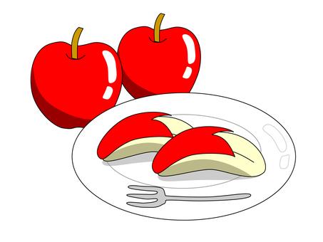 Apple-delicious fruit