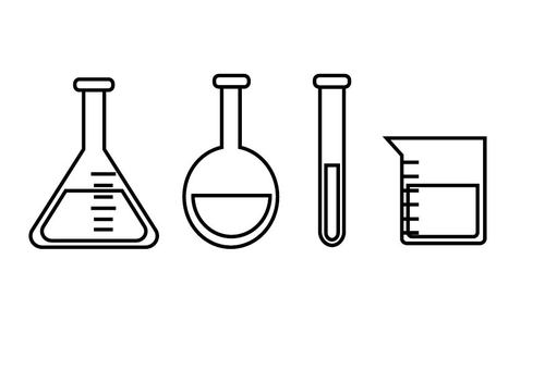 Chemical laboratory container