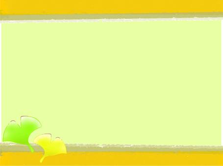 銀杏背景圖像