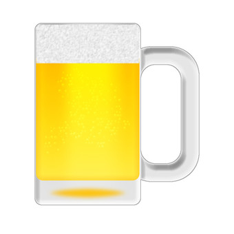 Draft beer (mug)