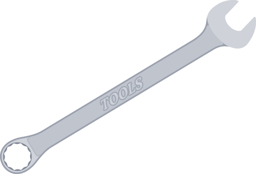 Tool combination wrench