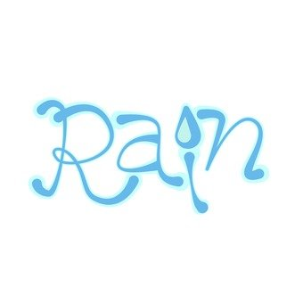 Rain 로고