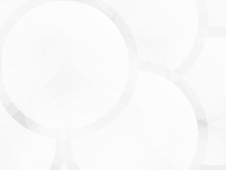 White circle background