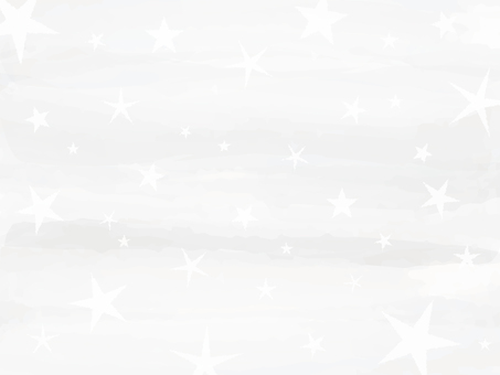 Background watercolor touch star gray