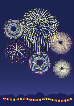 Festivals and fireworks