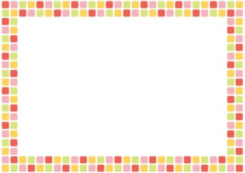 Frame - 4 tiles color