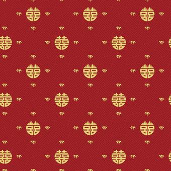 Chinese Patterns-Futaki / Tsubaki