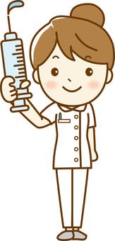 Nurse whole body 08